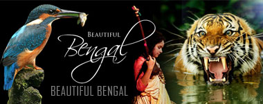 Tourist places in West Bengal, India