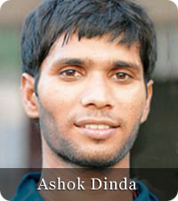 Ashok Dinda - Indian Cricketer