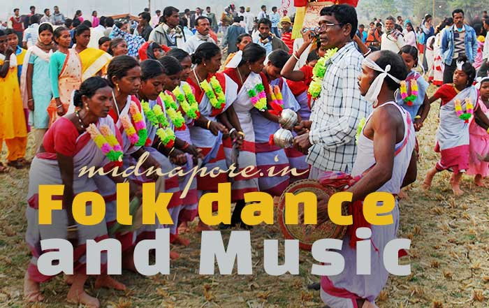 Folk Dance and Music of Medinipur