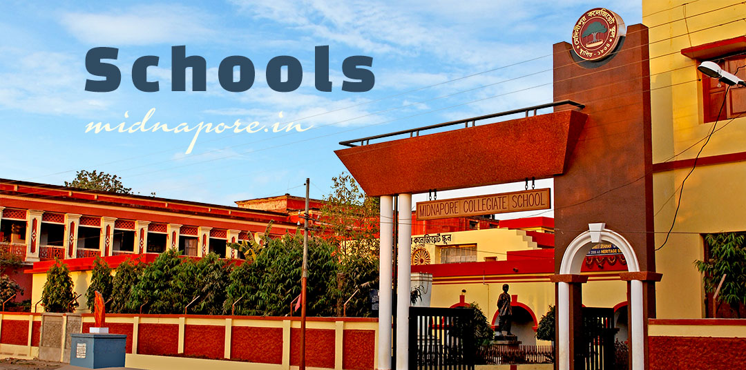 Schools of Undivided Medinipur