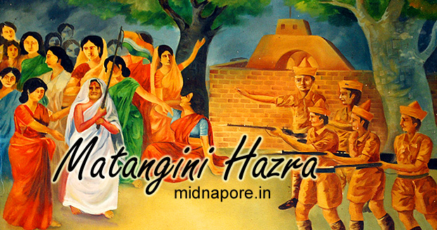 Matangini Hazra's 75th death anniversary