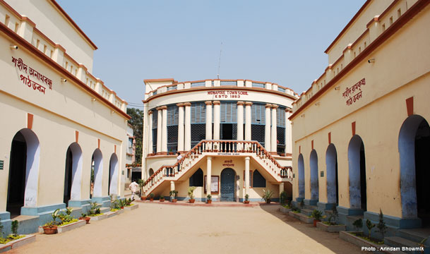 Legacy of Midnapore - Midnapore Town School