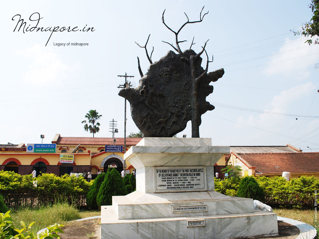 Legacy of Midnapore - Midnapore